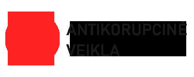 Antikorupcinė veikla