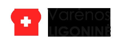 VšĮ Varėnos ligoninė Logo